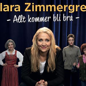 """""""Allt kommer bli bra"""" Klara Zimmergren"""