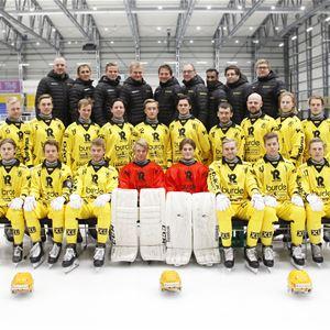 Linda Himsel, Bandy: Åby/Tjureda IF - Västerås SK
