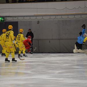 Bandy: Åby/Tjureda IF - Västerås SK
