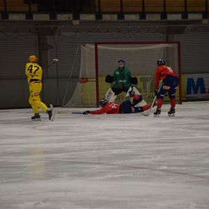 Bandy: Åby/Tjureda IF - IFK Motala