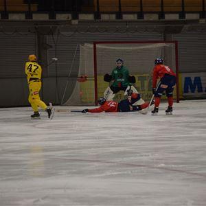 Bandy: Åby/Tjureda IF - IFK Vänersborg