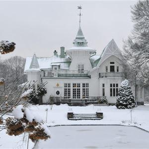Mat: Julbord på Villa Gransholm
