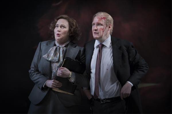 Opera: Den Glada Änkan från Stockholmsoperan på Bio Savoy