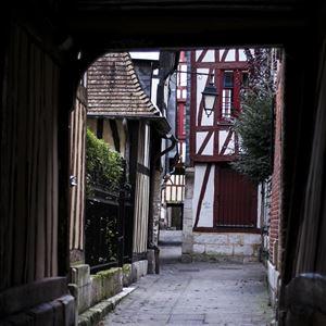 Rouen ma précieuse (visite carte blanche)