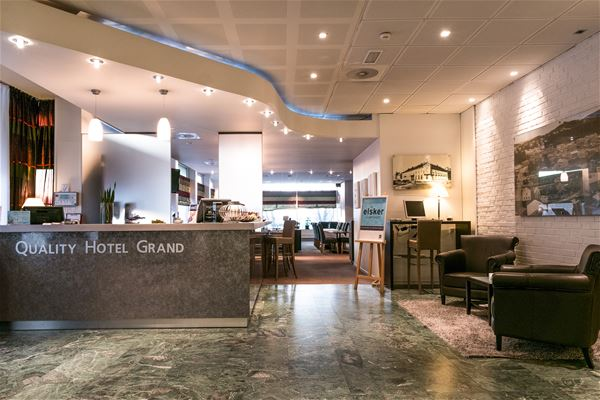 Quality Hotel Grand, Steinkjer,  © Quality Hotel Grand, Steinkjer, Quality Hotel Grand Steinkjer