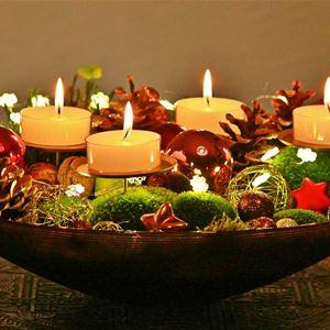 Jullunch med glöggmingel