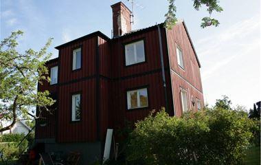 Uppsala - 30-talsvilla i Norby 1,7 km från Pattons hage - 7271