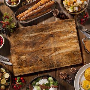 Christmas buffet: Emmaus returcafé