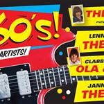 Hits Of The 60's - Svenne Hedlund, Clabbe af Geijerstam, Lennart Grahn & Janne Önnerud