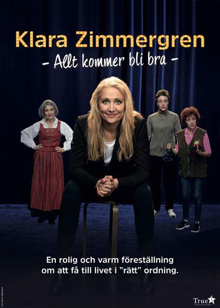 Klara Zimmergren: Allt kommer bli bra
