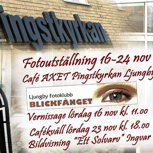 Fotoausstellung des Ljungby Fotoklubs