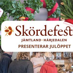 © Copy: https://www.facebook.com/skordefestjh/, Skördefest presenterar Julöppet