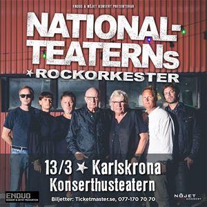 Consert - Nationalteaterns Rockband