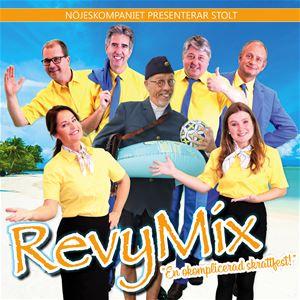 Revymix 20-årsjubileum