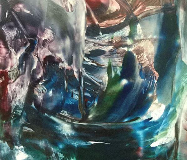 Konstutställning - Anita Burman