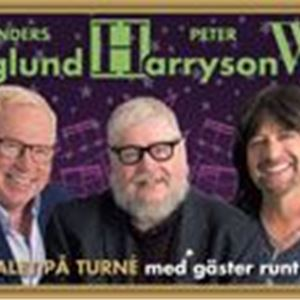 POSTPONED - Berglund, Harryson & Wells