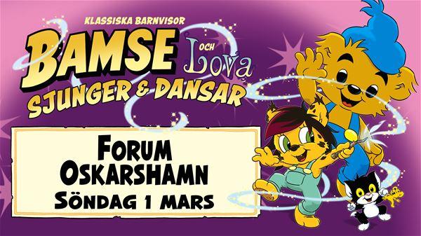 BAMSE & Lova Sjunger & Dansar