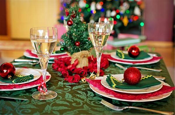Mat: Julbord på 4krogar