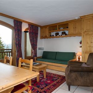 2 rooms 2 to 4 people / SAPINS 404 (Mountain)