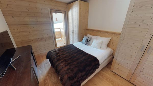 3 rooms 4 adults and 2 children / CHANTEMERLE RC 01 (Mountain of charm)