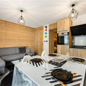 2 rooms / CHANTEMERLE RC 03 (Moutain of charm)