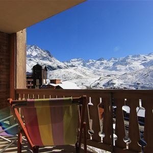 BEAU SOLEIL 7 / APARTMENT 3 ROOMS 6 PERSONS - 2 SILVER SNOWFLAKES - VTI