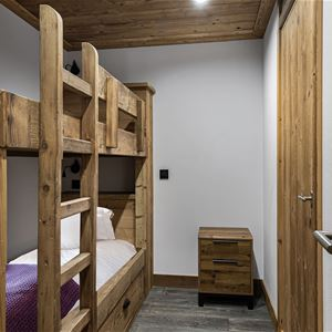 4 pièces et cabine 6 adultes et 2 enfants / FERME DES LANCHES 2