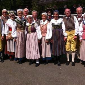 The dance club Hamboringen celebrates its 40th anniversary!