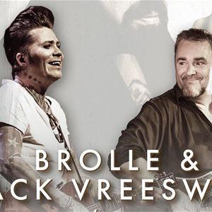 Musik: Visor och Grimascher - Jack Vreeswijk & Brolle sjunger Cornelis