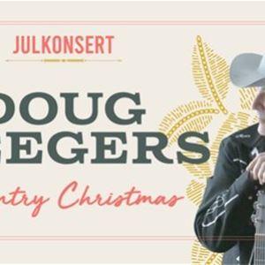Julkonsert - Doug Seegers