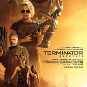 Bio Savoy: Terminator: Dark Fate