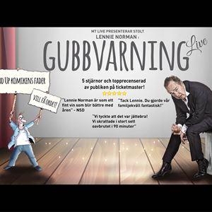 Stand Up Show: Lennie Norman - Gubbvarning Live! på Alandica
