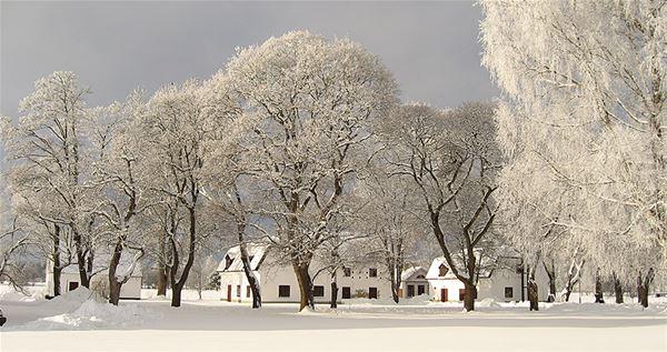 Julbord i Gysinge