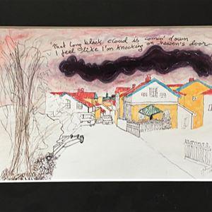 """Konstutställning med John Haga. """"Se verkligheten med andra ögon."""""""