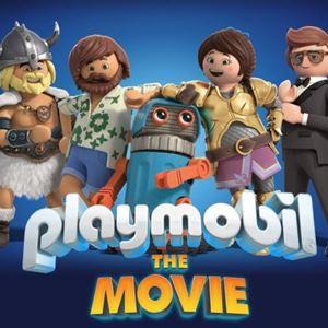 BIO: Playmobil The Movie