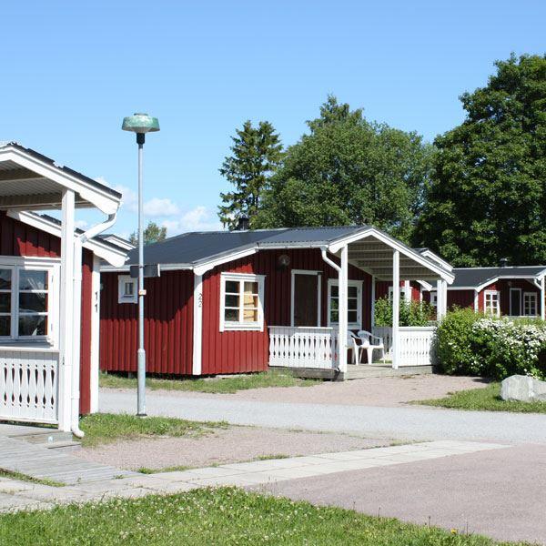 Fyrishov Stugby och Camping/Ferienhäuser
