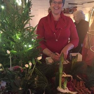 Weihnachtsmarkt auf dem Ljungby Gamla Torg