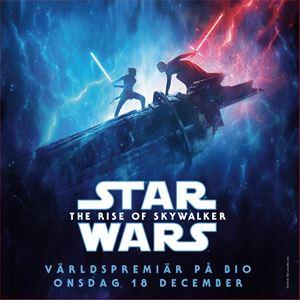 BIO: Star Wars, The Rise Of Skywalker