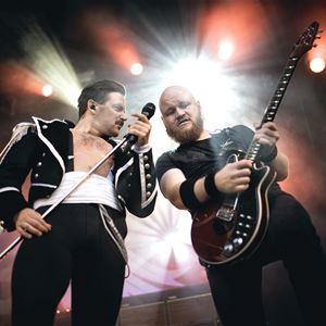 Musik: Queen Machine