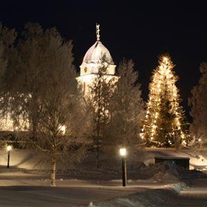 Julkonsert med Kyrkuddens Gospel