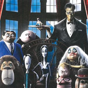 Biomatiné - Familjen Addams (sv.tal)