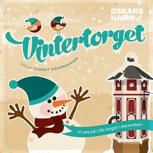 Vintertorget - Julhandlarkväll