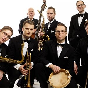 Musik: Stockholm Swing All Stars - In the Spirit of Duke Ellington