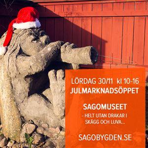 Weihnachtsstimmung im Märchenmuseum