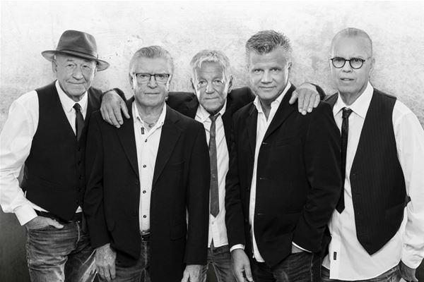 INSTÄLLT  - Flamingokvintetten - 60-årsjubiléet The Farewell Tour