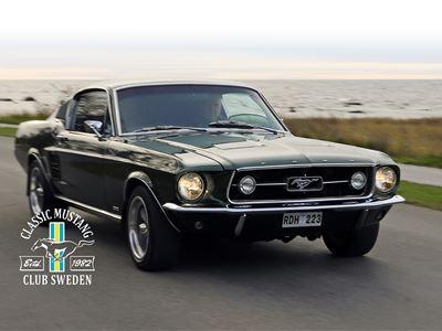 Mustangklubben 2020
