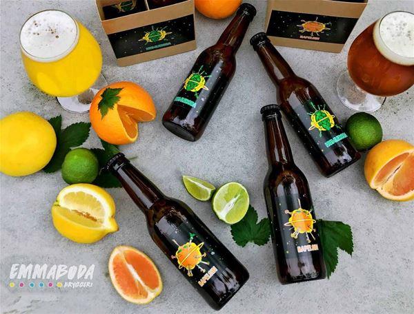 Ölprovning med Emmaboda Bryggeri