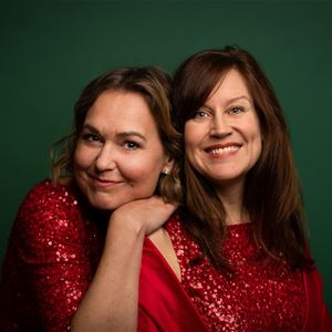 Christmas concert with Jenny Carlstedt and Therese Karlsson at Finström's church