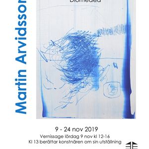 © Copy: http://www.harkekonstcentrum.se/wp-content/uploads/2019/11/Martin-Arvidsson-web.jpg, Art exhibition- Martin Arvidsson