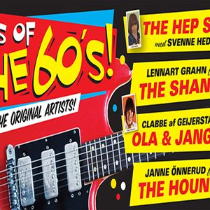Hits of the 60´s - The original artists